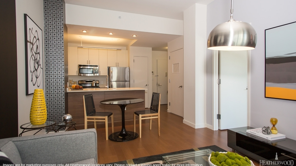 A $3,163.00, 1 bed / 1 bathroom apartment in Williamsburg