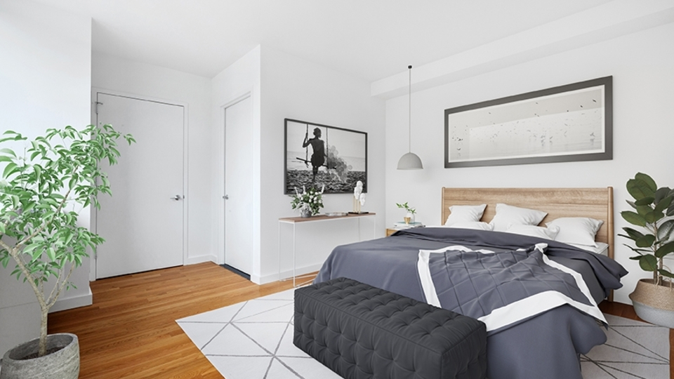 A $3,040.00, 1 bed / 1 bathroom apartment in Williamsburg