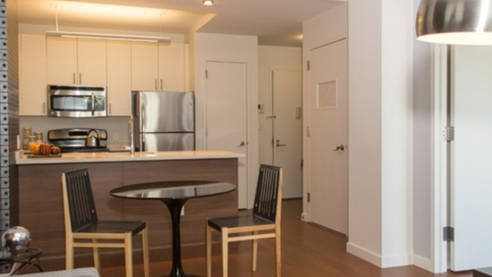 A $3,750.00, 2 bed / 2 bathroom apartment in Williamsburg