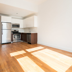 A $4,708.00, 2.5 bed / 1.5 bathroom apartment in Williamsburg