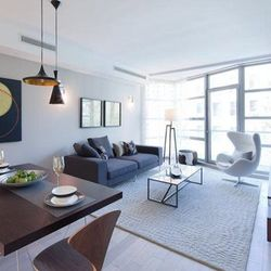 A $4,263.00, 0 bed / 1.5 bathroom apartment in Williamsburg