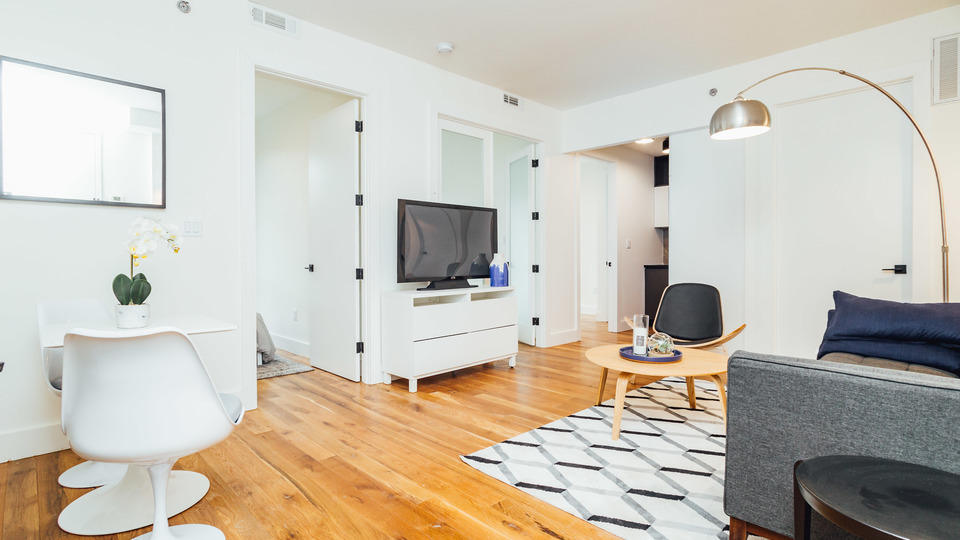 A $2,625.00, 3 bed / 1 bathroom apartment in PLG: Prospect Lefferts Gardens
