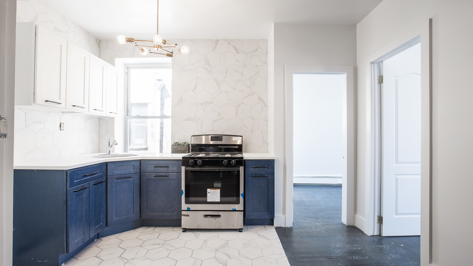 A $1,800.00, 2 bed / 1 bathroom apartment in Crown Heights