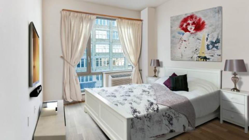 A $3,117.00, 1.5 bed / 1 bathroom apartment in Williamsburg