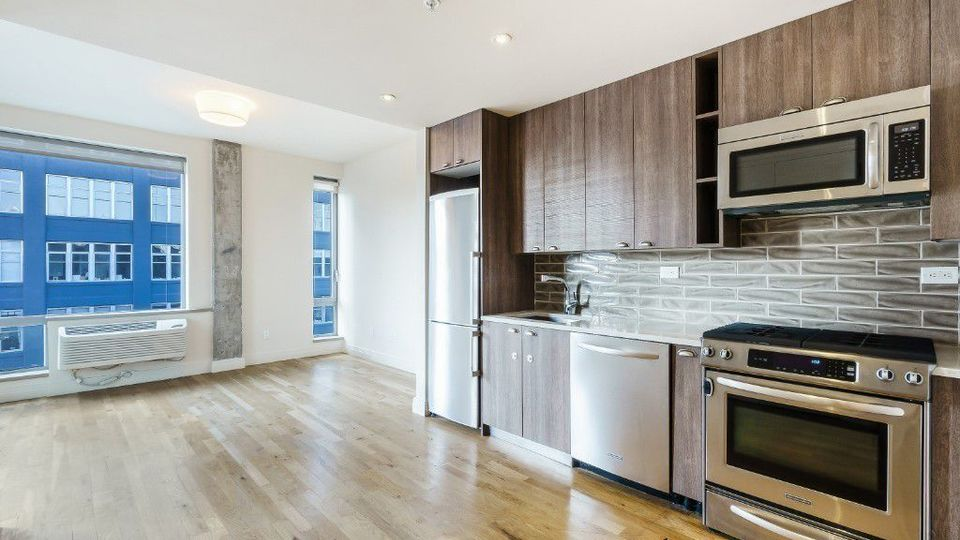 A $4,400.00, 2 bed / 2 bathroom apartment in Williamsburg