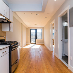 A $2,595.00, 2 bed / 1 bathroom apartment in Bed-Stuy