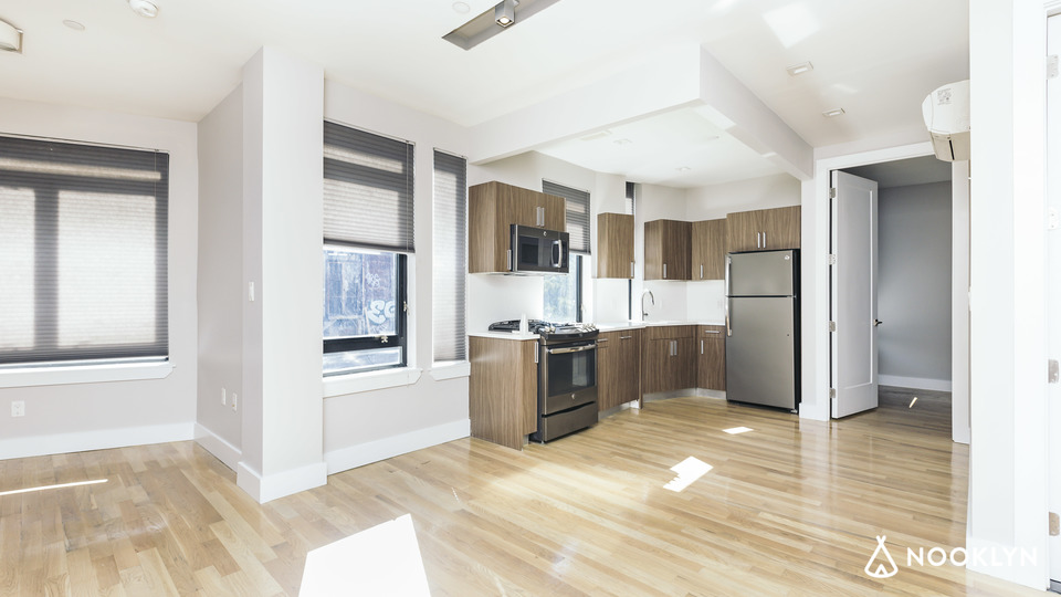 A $3,175.00, 1 bed / 1 bathroom apartment in Williamsburg