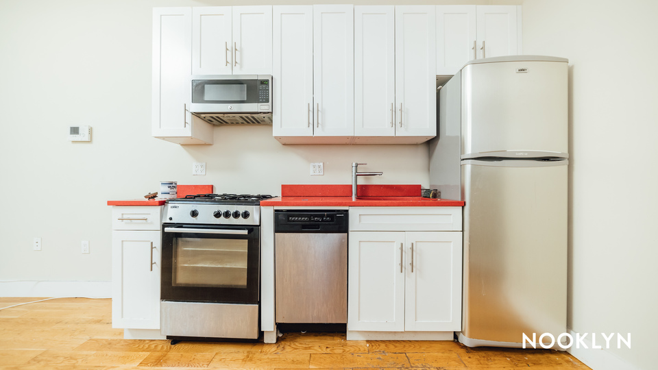 A $2,300.00, 2.5 bed / 1 bathroom apartment in Bushwick