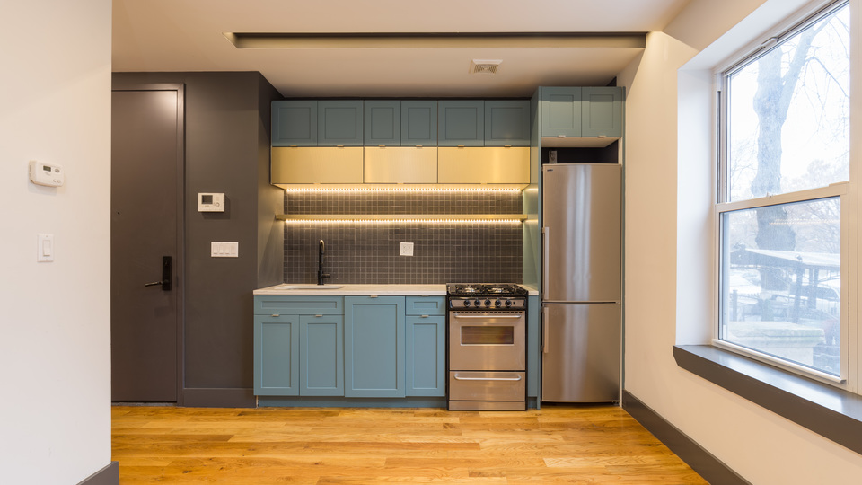 A $2,450.00, 2 bed / 1.5 bathroom apartment in Crown Heights