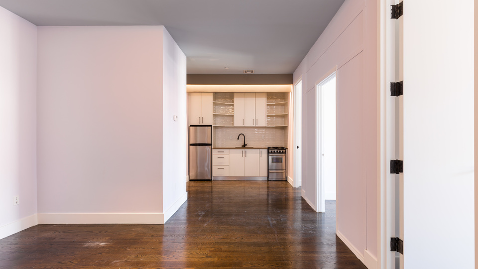 A $2,495.00, 3 bed / 2 bathroom apartment in Bed-Stuy