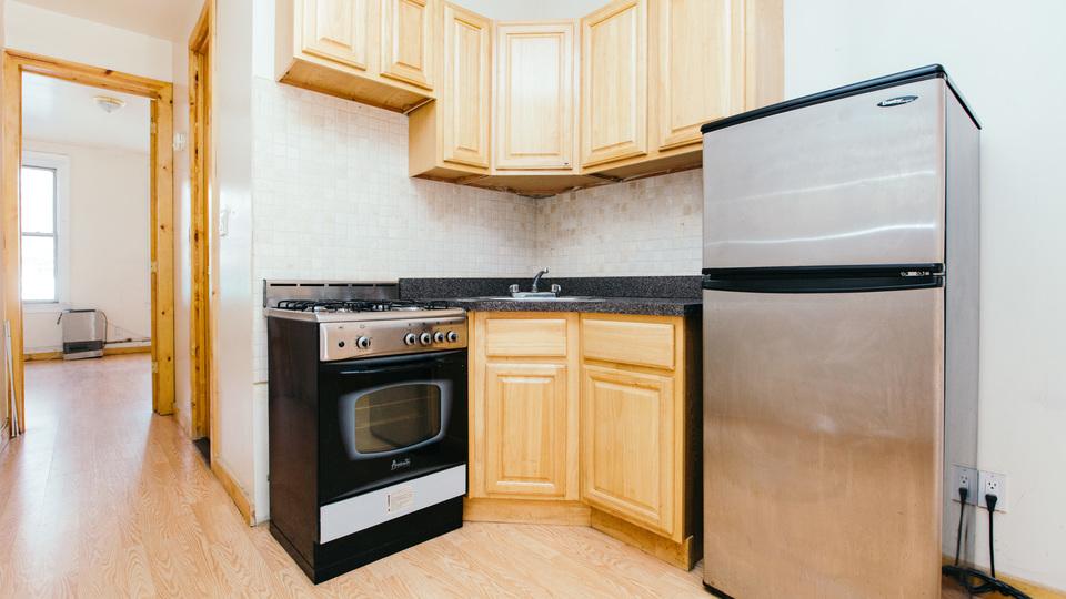 A $2,450.00, 2 bed / 2 bathroom apartment in Bushwick