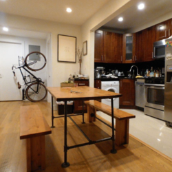 A $5,500.00, 4 bed / 2 bathroom apartment in Williamsburg