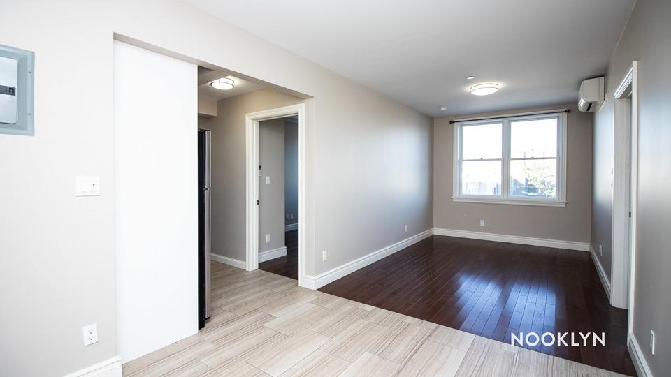 A $2,400.00, 2 bed / 2 bathroom apartment in Bushwick