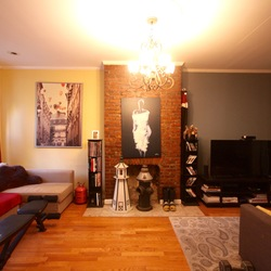 A $3,500.00, 4 bed / 2.5 bathroom apartment in Bed-Stuy