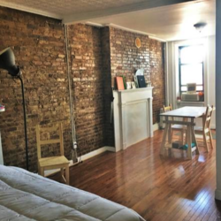 A $2,100.00, 0 bed / 1 bathroom apartment in Williamsburg