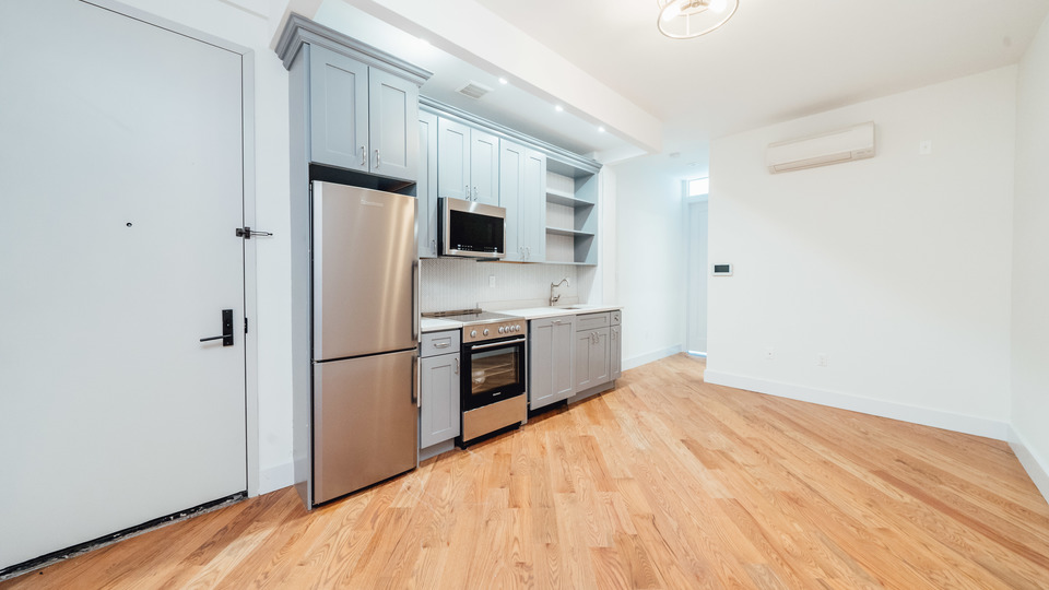 A $2,900.00, 2 bed / 1 bathroom apartment in Prospect Heights