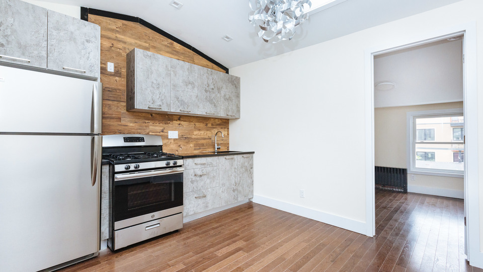 A $2,400.00, 2 bed / 2 bathroom apartment in Bed-Stuy