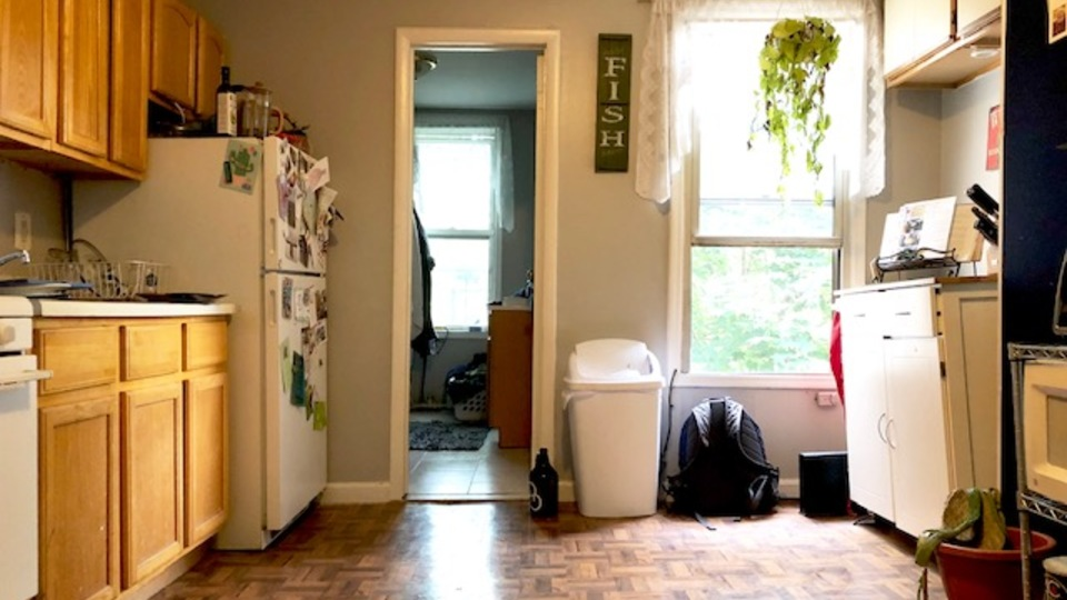 A $2,150.00, 2 bed / 1 bathroom apartment in South Slope