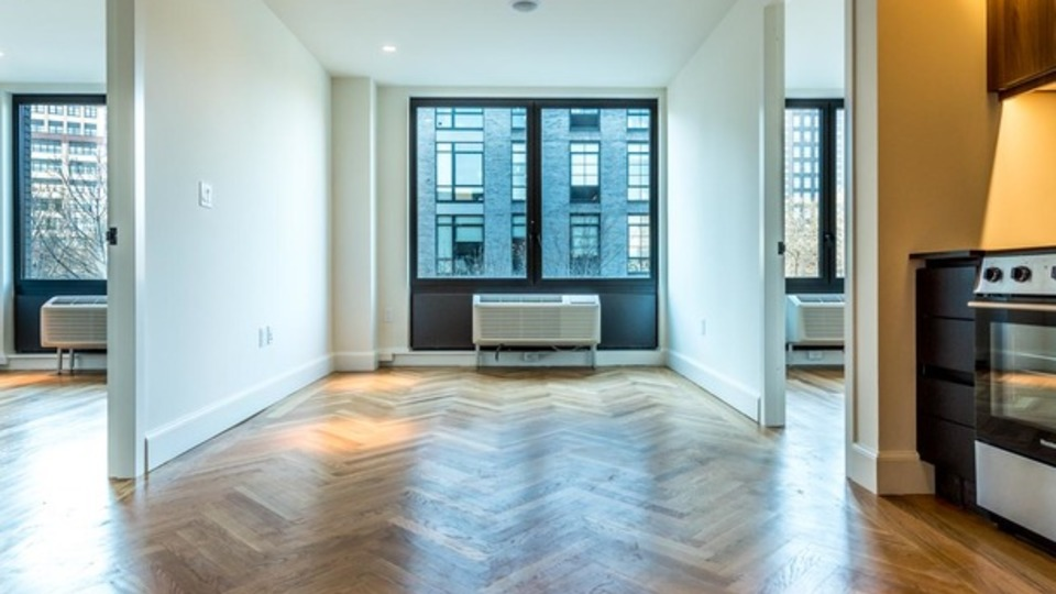 A $3,400.00, 2 bed / 1 bathroom apartment in Downtown Brooklyn