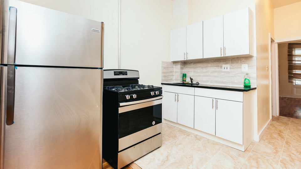 A $2,199.00, 2 bed / 2 bathroom apartment in Bushwick