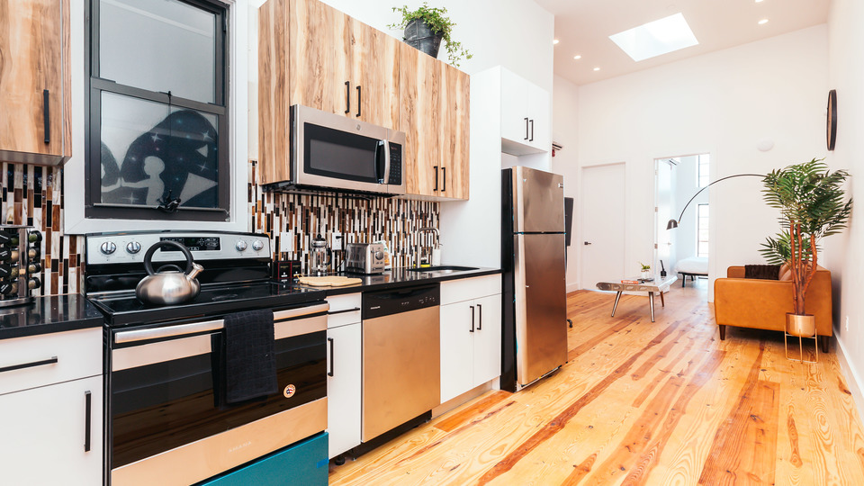 A $4,200.00, 3 bed / 2 bathroom apartment in Bushwick