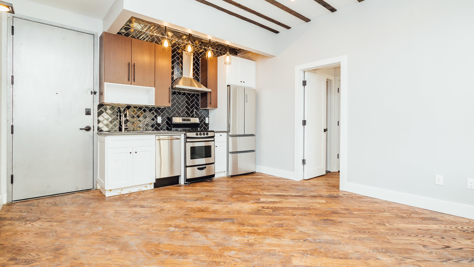 A $3,300.00, 2 bed / 2 bathroom apartment in Bed-Stuy