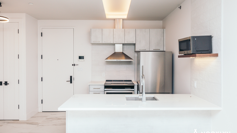 A $2,979.00, 1 bed / 1.5 bathroom apartment in Bushwick