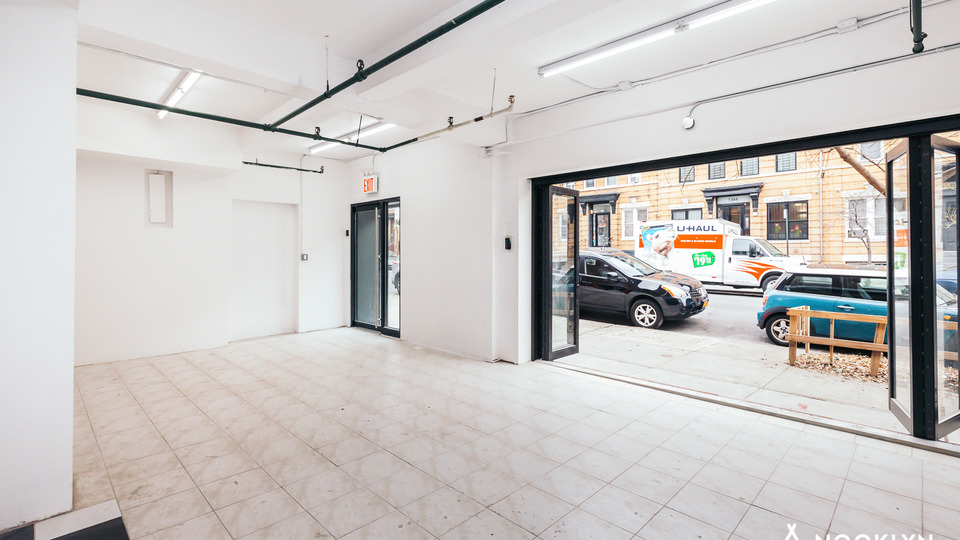 Search commercial spaces for rent in Brooklyn, Queens and