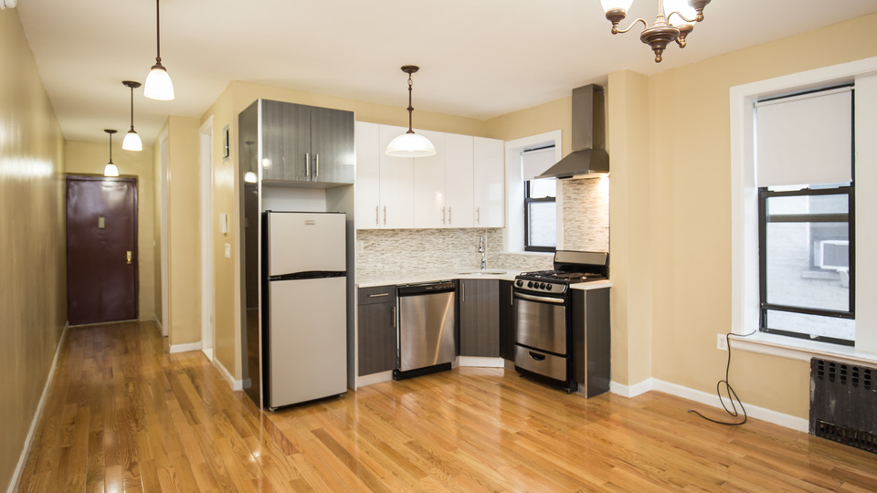 A $2,250.00, 2 bed / 1 bathroom apartment in Harlem