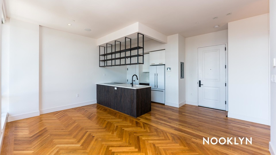 A $3,700.00, 1 bed / 1 bathroom apartment in Williamsburg