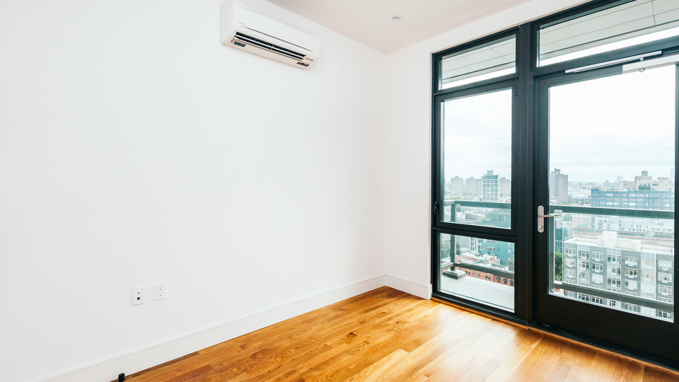 A $3,722.00, 2 bed / 1 bathroom apartment in Williamsburg