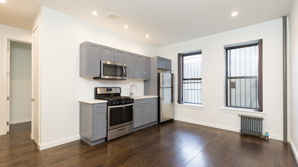 A $1,850.00, 1 bed / 1 bathroom apartment in PLG: Prospect Lefferts Gardens