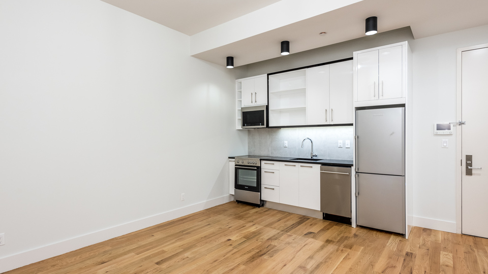 A $2,563.00, 2 bed / 1 bathroom apartment in Crown Heights