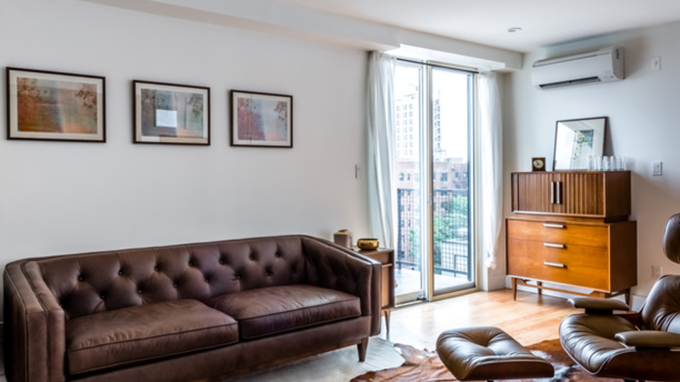 A $2,250.00, 2 bed / 1 bathroom apartment in PLG: Prospect Lefferts Gardens