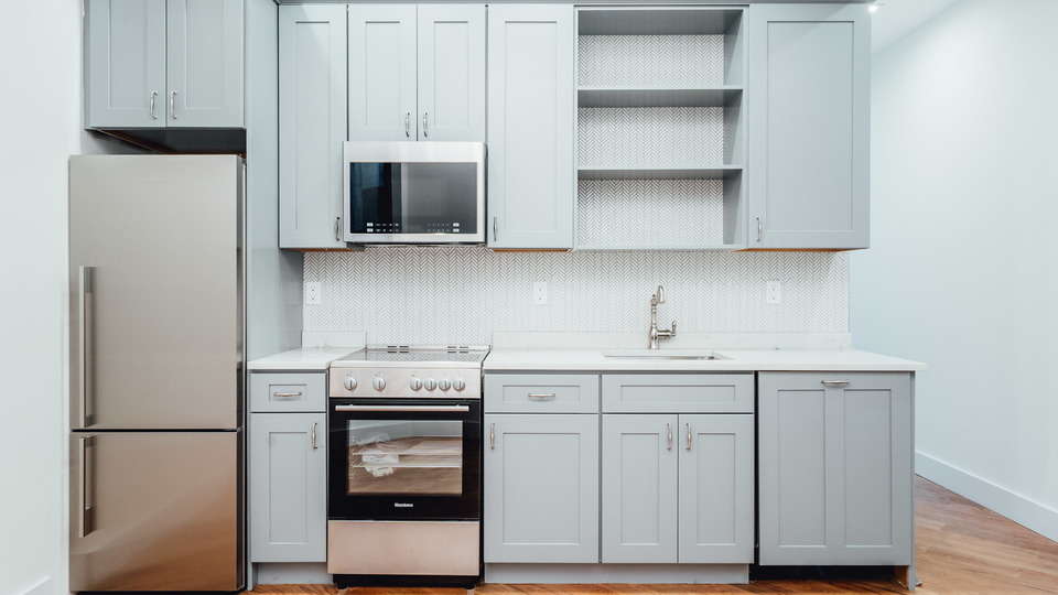 A $3,100.00, 2 bed / 1 bathroom apartment in Prospect Heights