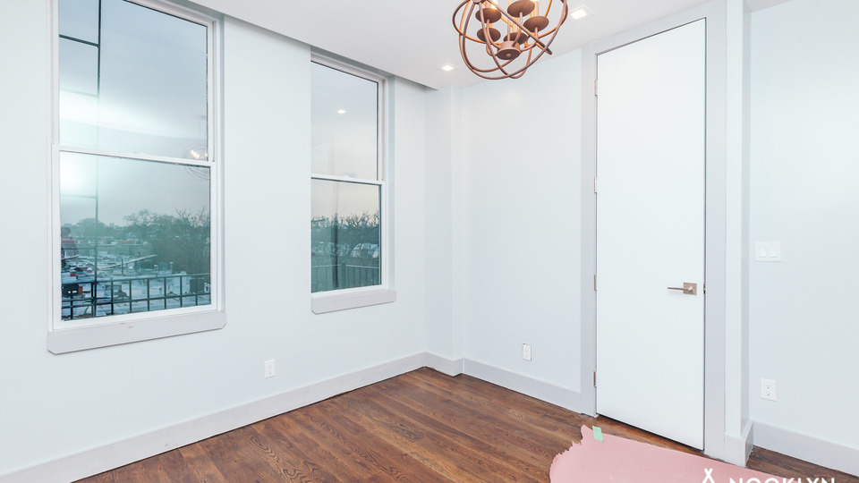 A $2,930.00, 3 bed / 2 bathroom apartment in Bed-Stuy