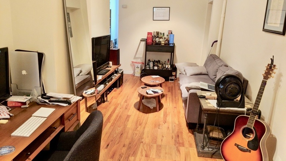 A $2,799.00, 1 bed / 1 bathroom apartment in East Village