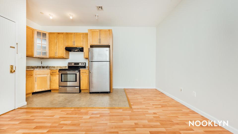 A $2,039.00, 2 bed / 1 bathroom apartment in Bushwick