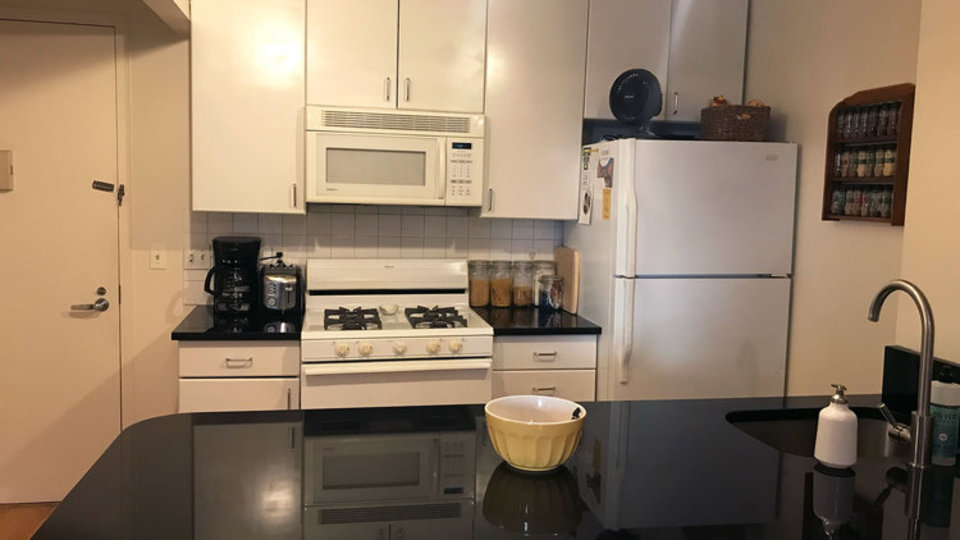 A $3,820.00, 2 bed / 1 bathroom apartment in East Village