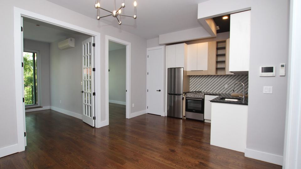 A $2,063.00, 2 bed / 1 bathroom apartment in East Flatbush