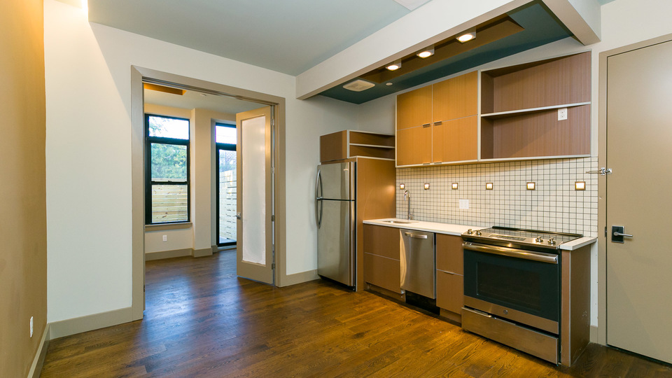 A $2,623.00, 1 bed / 1 bathroom apartment in Williamsburg