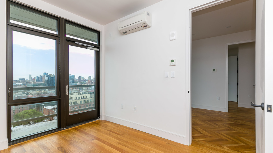 A $3,713.00, 2 bed / 1 bathroom apartment in Williamsburg
