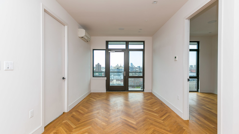 A $3,733.00, 2 bed / 1 bathroom apartment in Williamsburg