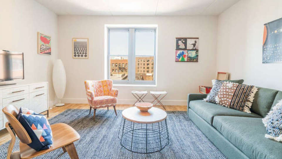 A $3,055.00, 2 bed / 1 bathroom apartment in PLG: Prospect Lefferts Gardens