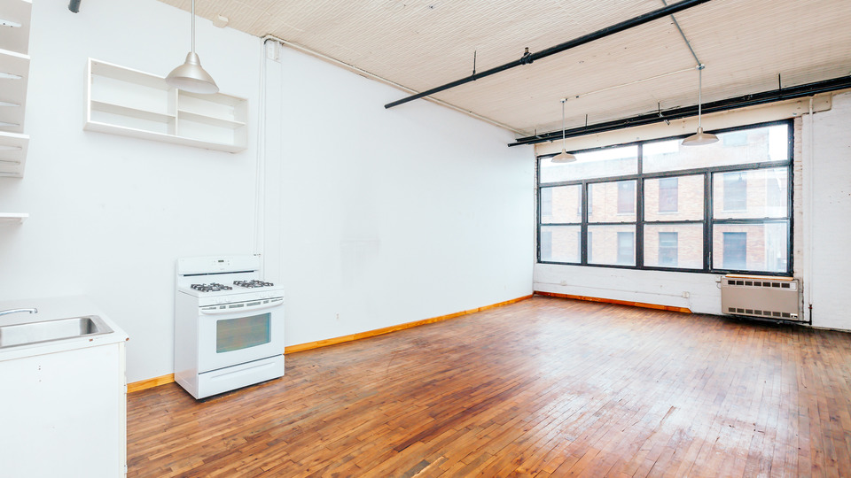 A $3,200.00, 1 bed / 1 bathroom apartment in Bushwick