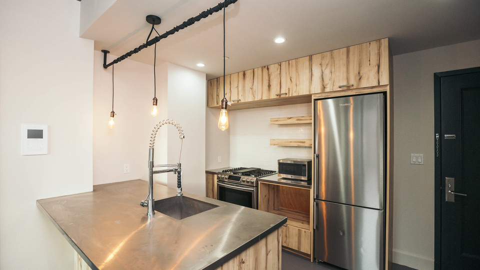 A $3,400.00, 1 bed / 1 bathroom apartment in Greenpoint