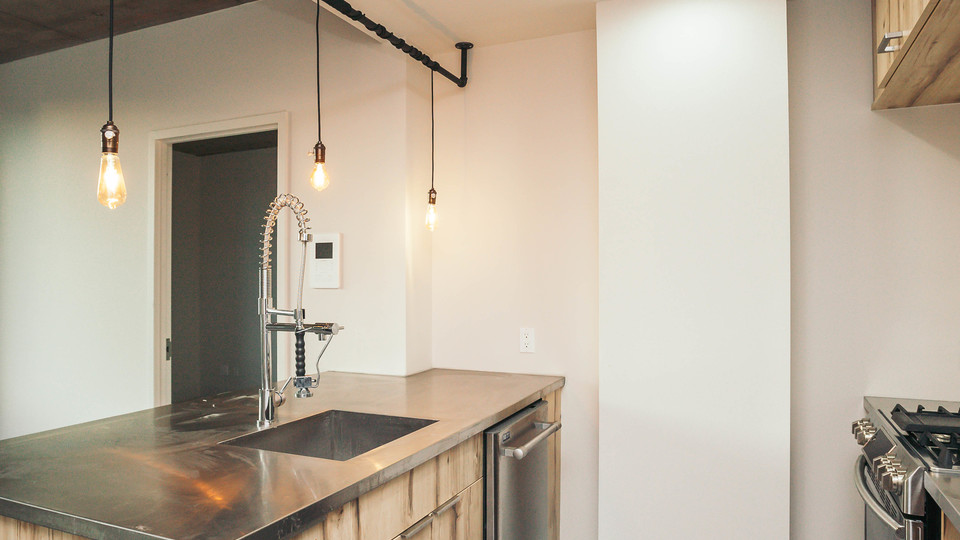 A $3,985.00, 2 bed / 2 bathroom apartment in Greenpoint