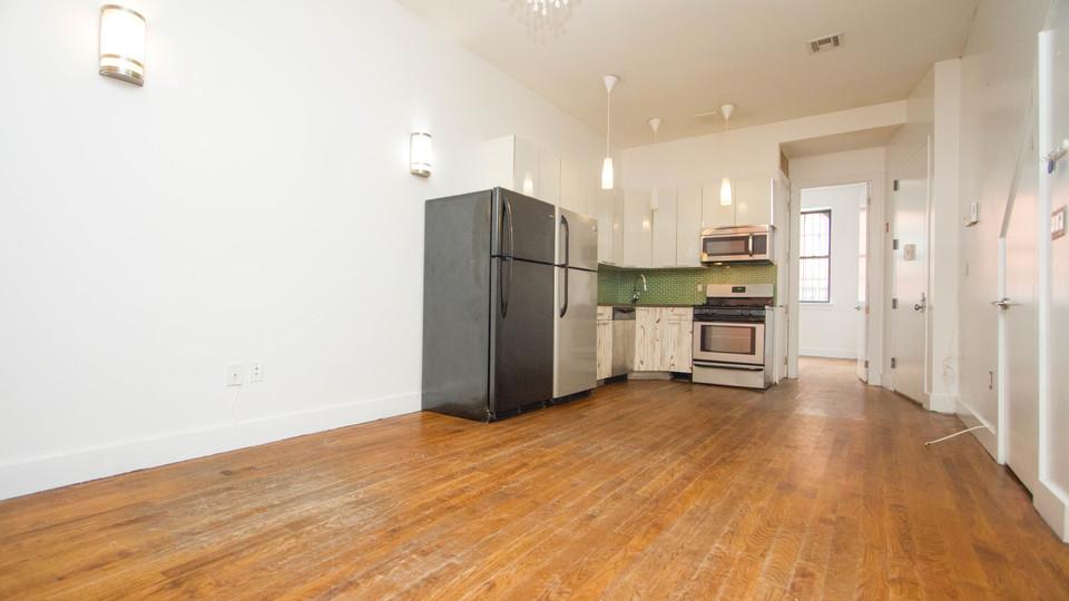 A $5,409.00, 7 bed / 2.5 bathroom apartment in Bushwick