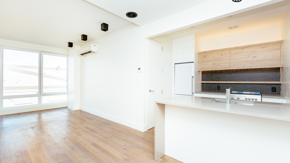 A $3,312.00, 2 bed / 1 bathroom apartment in Clinton Hill