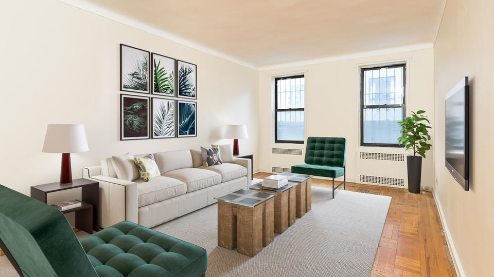 A $995,000.00, 1 bed / 1 bathroom apartment in Lower East Side